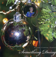 Something Doing CD by Yvonne Cloutier