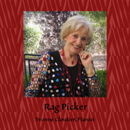 Rag Picker CD by Yvonne Cloutier
